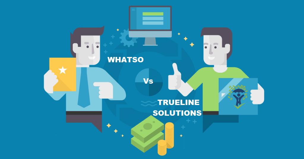 whatso vs trueline solutions