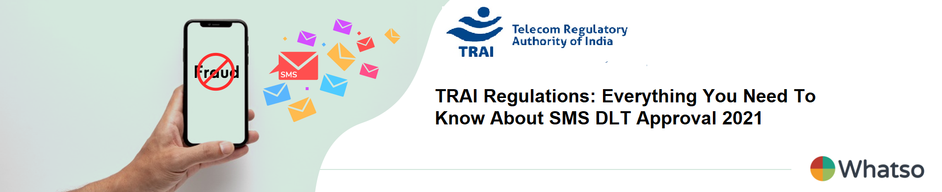 TRAI Regulations About SMS DLT Approval