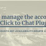manage account CTC